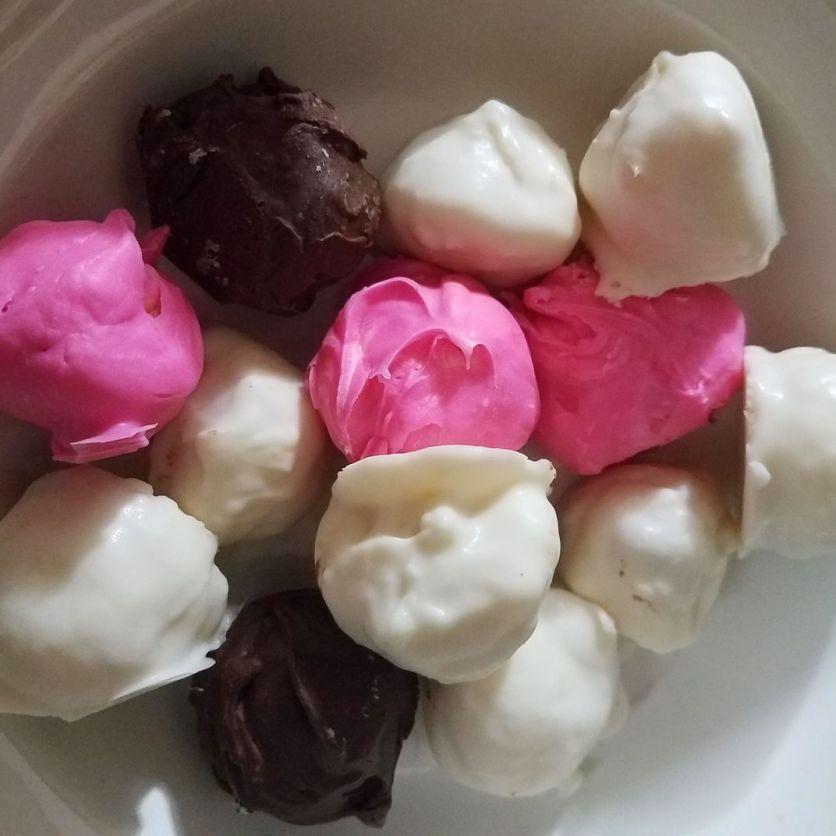 My first candy recipe